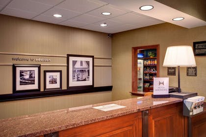 Reception | Hampton Inn & Suites Addison