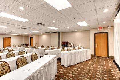 Meeting Room | Hampton Inn & Suites Addison