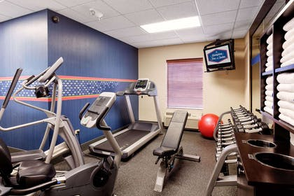 Health club | Hampton Inn & Suites Addison