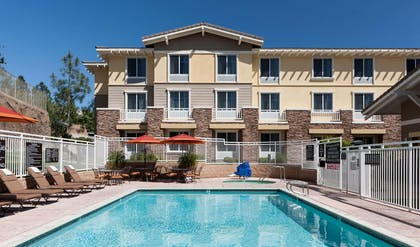 Pool | Homewood Suites by Hilton Agoura Hills