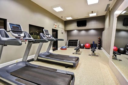 Health club | DoubleTree by Hilton Hotel Augusta