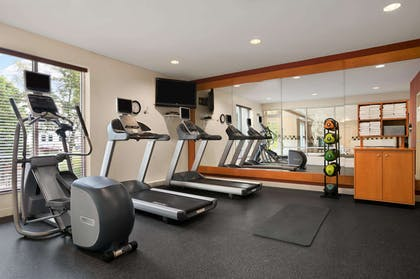 Health club | Hilton Garden Inn Saratoga Springs