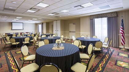 Meeting Room | Hilton Garden Inn Saratoga Springs