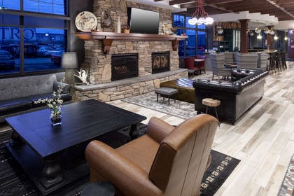 Reception | Embassy Suites by Hilton Anchorage