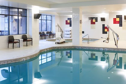 Pool | Embassy Suites by Hilton Anchorage