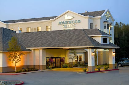 Exterior | Homewood Suites by Hilton Anchorage