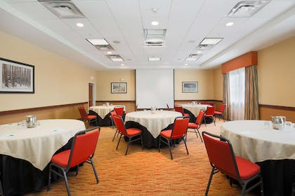 Meeting Room | Homewood Suites by Hilton Anchorage