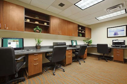 Business Center | Homewood Suites by Hilton Anchorage