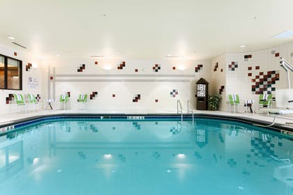 Pool   Homewood Suites by Hilton Anchorage