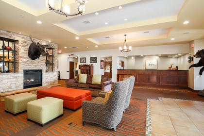 Reception   Homewood Suites by Hilton Anchorage