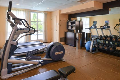Health club | Hilton Garden Inn Napa