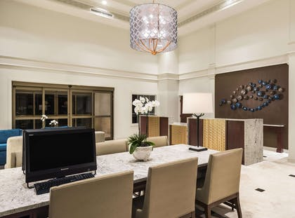 Lobby | DoubleTree Suites by Hilton Naples