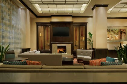 Lobby | Hilton Garden Inn Atlanta Downtown