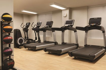 Health club | Embassy Suites by Hilton Atlanta at Centennial Olympic Park