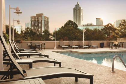 Pool | Embassy Suites by Hilton Atlanta at Centennial Olympic Park