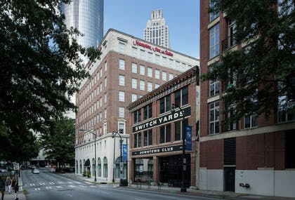 Exterior | Hampton Inn & Suites Atlanta Downtown