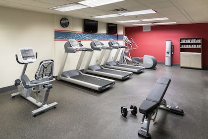 Health club | Hampton Inn & Suites Atlanta Downtown