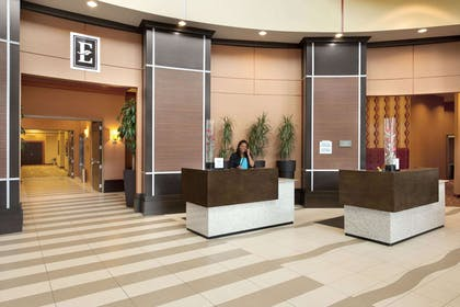 Reception | Embassy Suites Atlanta - Kennesaw Town Center