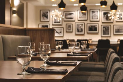 Restaurant | The American Hotel Atlanta Downtown - a DoubleTree by Hilton