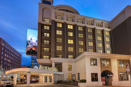 Exterior | The American Hotel Atlanta Downtown - a DoubleTree by Hilton