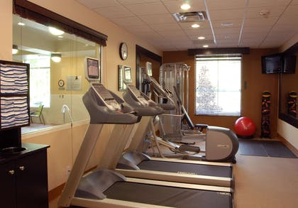 Health club | Hilton Garden Inn Atlanta/Peachtree City