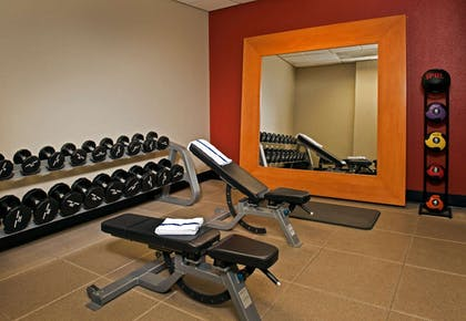 Health club | Embassy Suites by Hilton Baltimore Hunt Valley