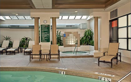 Pool | Embassy Suites by Hilton Baltimore Hunt Valley