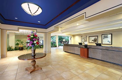 Reception | Embassy Suites by Hilton Baltimore Hunt Valley