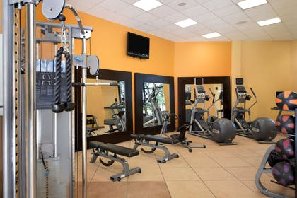 Health club fitness center gym | Embassy Suites by Hilton Boca Raton