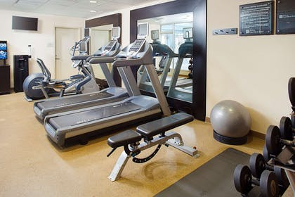 Health club | Hilton Garden Inn Hartford North/Bradley Int'l Airport