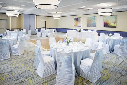 Meeting Room | Hilton Garden Inn Hartford North/Bradley Int'l Airport