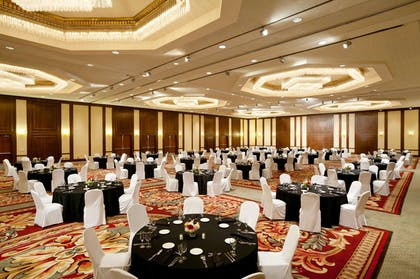Meeting Room | Hilton Stamford Hotel & Executive Meeting Center