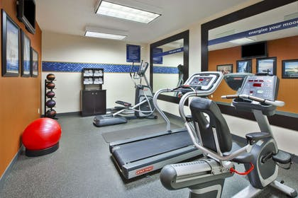 Health club | Hampton Inn Pittsburgh Area Beaver Valley CenterTownship
