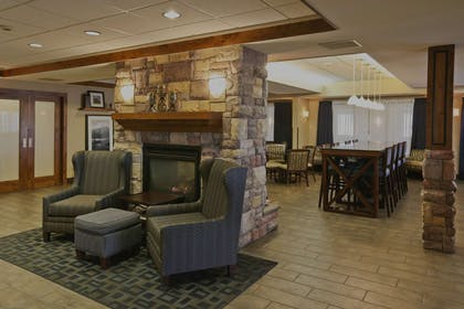 Lobby | Hampton Inn Billings