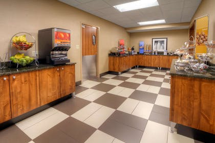 Restaurant | Hampton Inn Billings