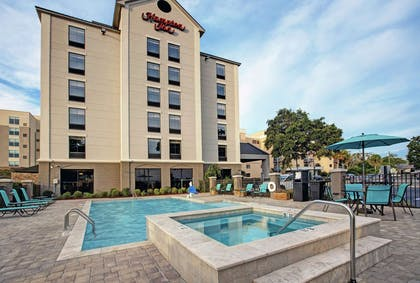 Pool | Hampton Inn Biloxi