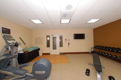Health club | Hilton Garden Inn Bowling Green
