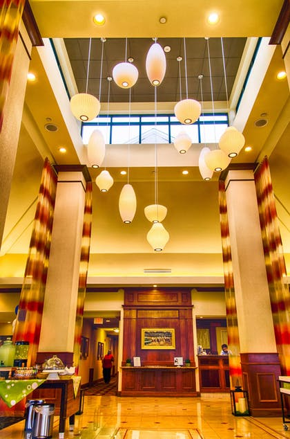 Reception | Hilton Garden Inn Bowling Green