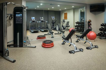 Health club | Hilton Brentwood/Nashville Suites