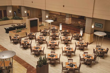 Lobby | Embassy Suites by Hilton Nashville South Cool Springs