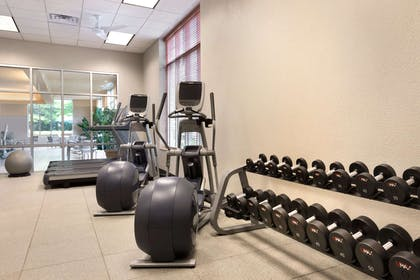 Health club fitness center gym | Embassy Suites by Hilton Nashville South Cool Springs