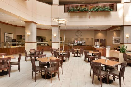 Breakfast Area | Embassy Suites by Hilton Nashville South Cool Springs