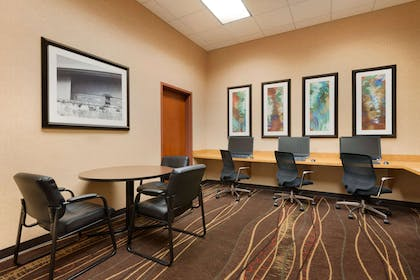 Business Center | Embassy Suites by Hilton Nashville South Cool Springs