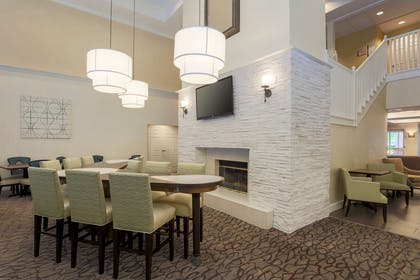 Lobby | Homewood Suites by Hilton Nashville-Airport