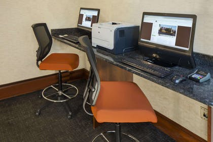 Business Center | DoubleTree by Hilton Boston Bayside