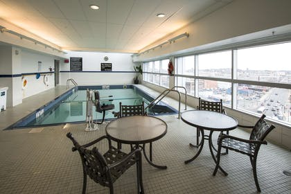 Pool | Hampton Inn & Suites Boston Crosstown Center
