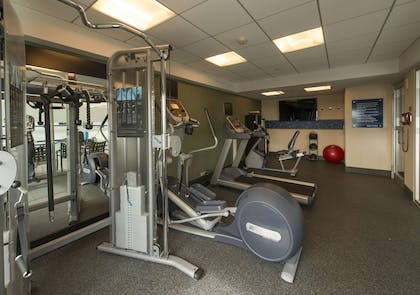 Health club | Hampton Inn & Suites Boston Crosstown Center