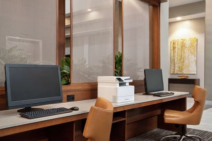 Business Center | Embassy Suites by Hilton Brunswick