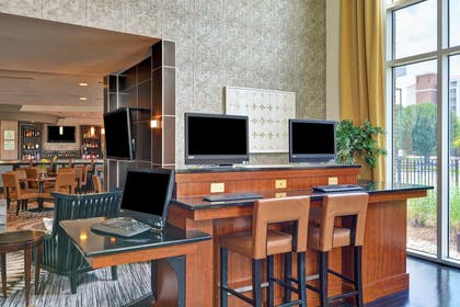 Business Center   DoubleTree by Hilton Hotel Baton Rouge