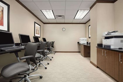 Business Center | Embassy Suites Buffalo